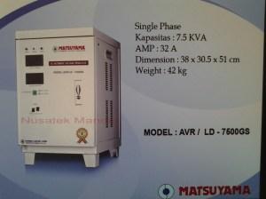stabilizer-matsuyama-7500-va
